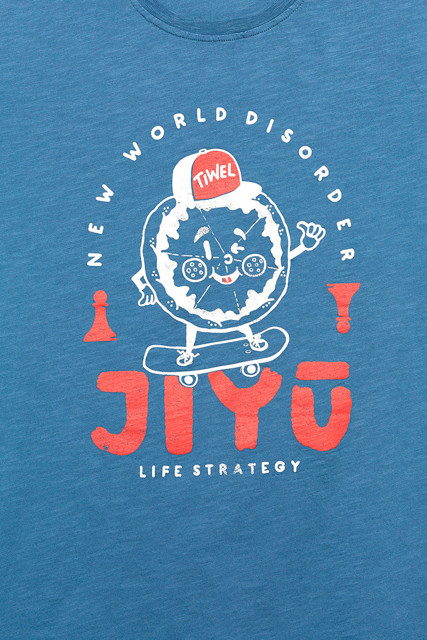 Camiseta Jiyu Real Teal 03