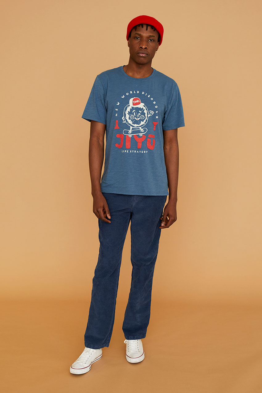 Camiseta Jiyu Real Teal 05