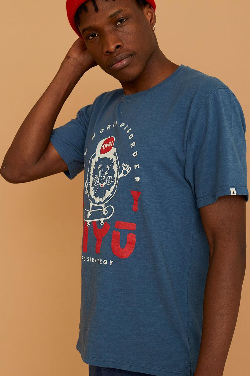 Camiseta Jiyu Real Teal 06