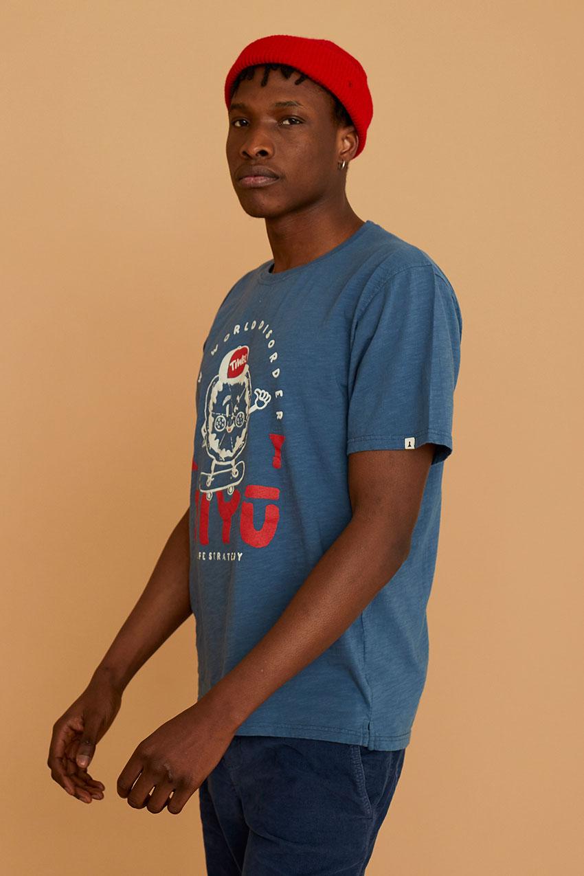 Camiseta Jiyu Real Teal 07