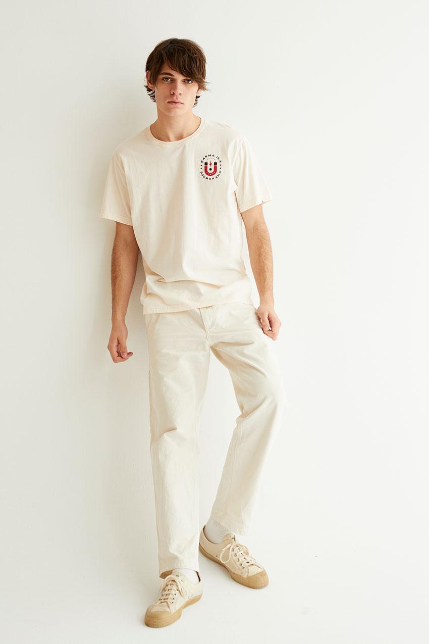Karma Tshirt Off White 05