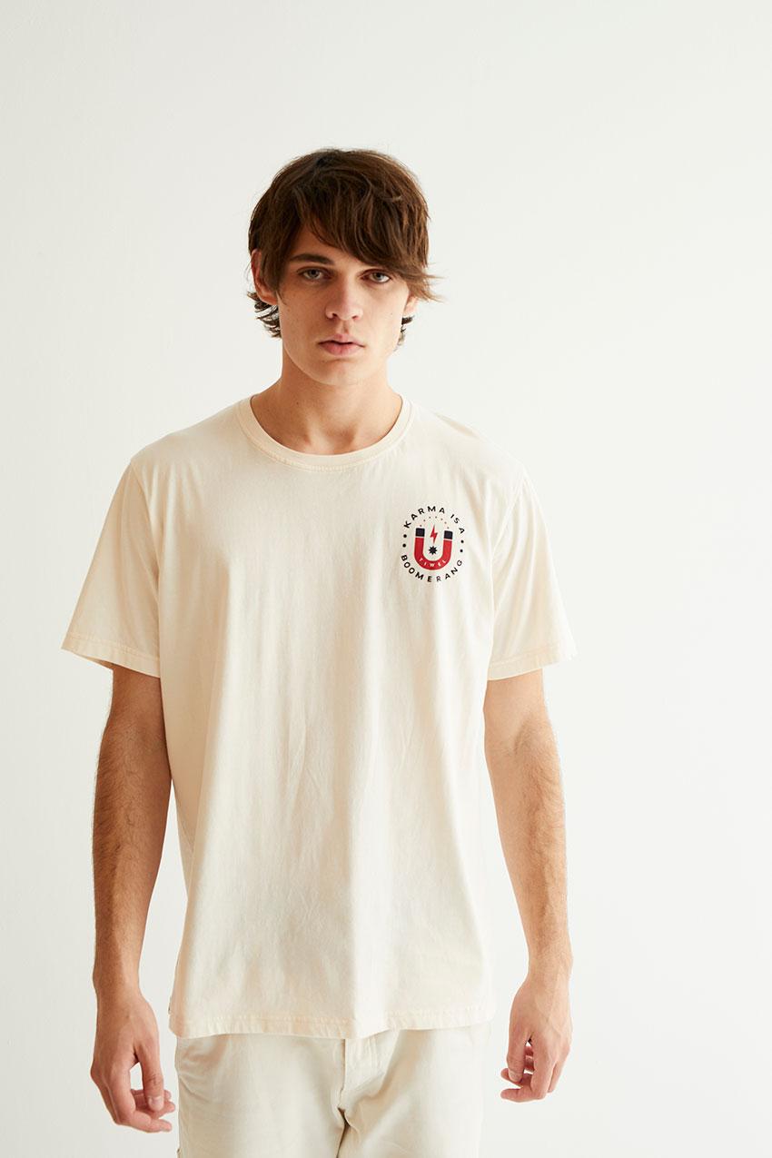 Karma Tshirt Off White 07