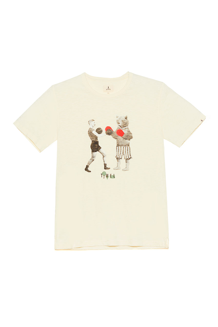 Camiseta Kern Cashew 01