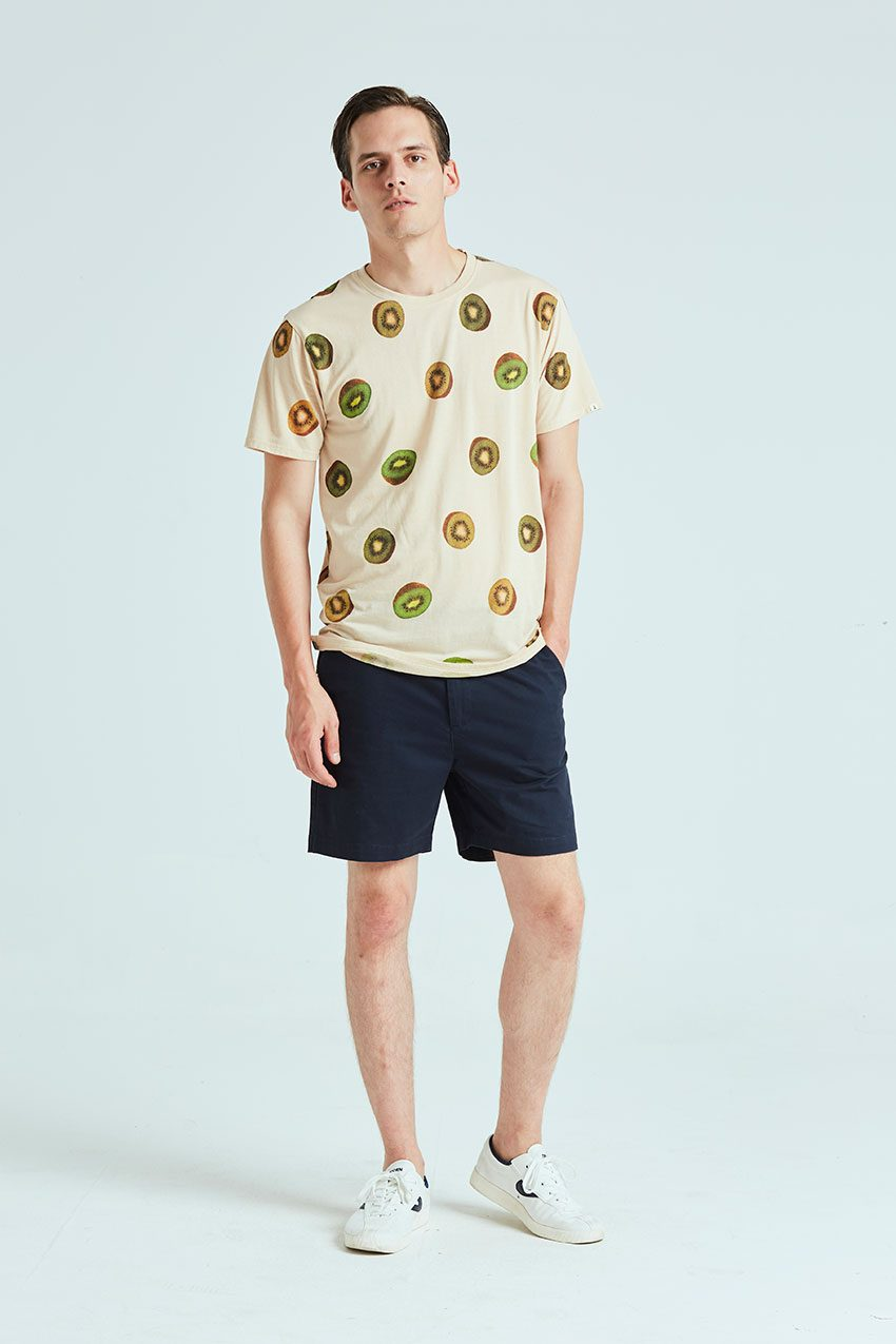 Camiseta-Kiwi-Tiwel-bleached-sand-01