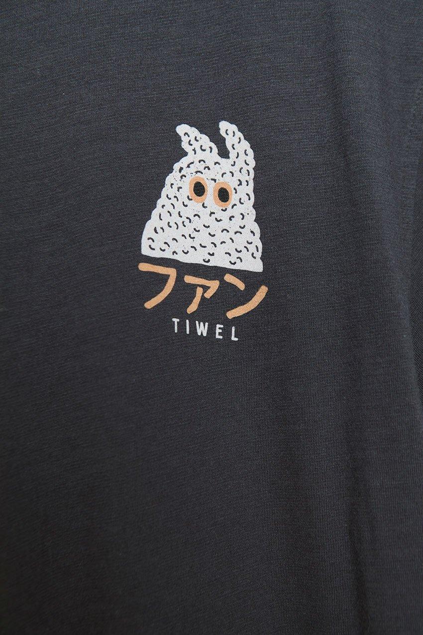 Camiseta Lemy Tiwel pirate black 02