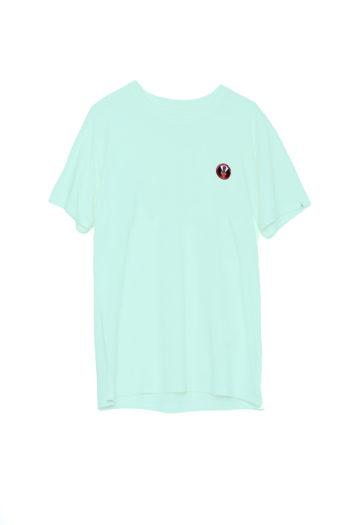 Camiseta Lightningbro Maria Diamantes Opal Blue