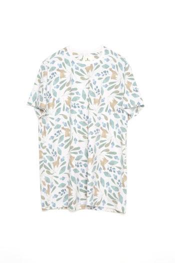 Camiseta Llamas Tiwel turtledove