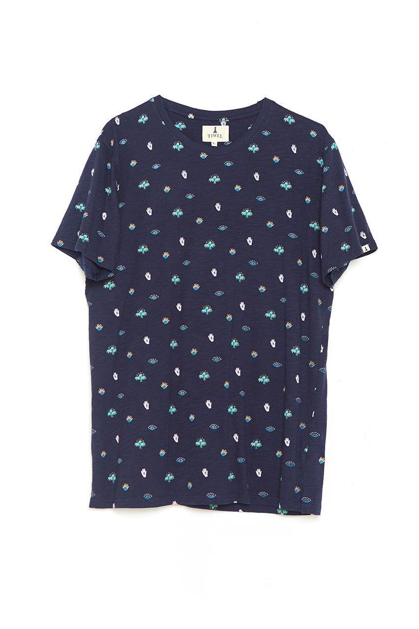 Mini Tshirt Tiwel dark navy