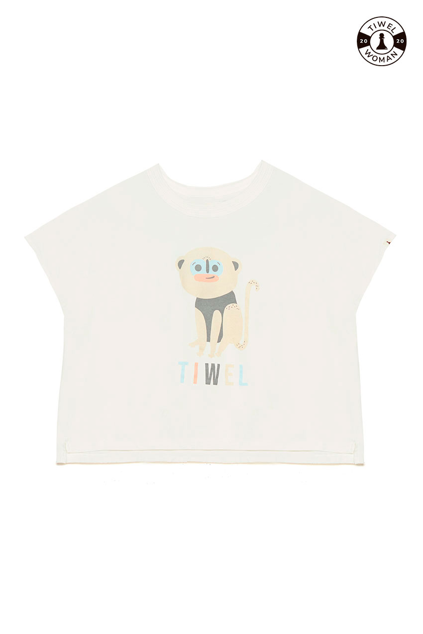 Camiseta Moma Bright White 01c