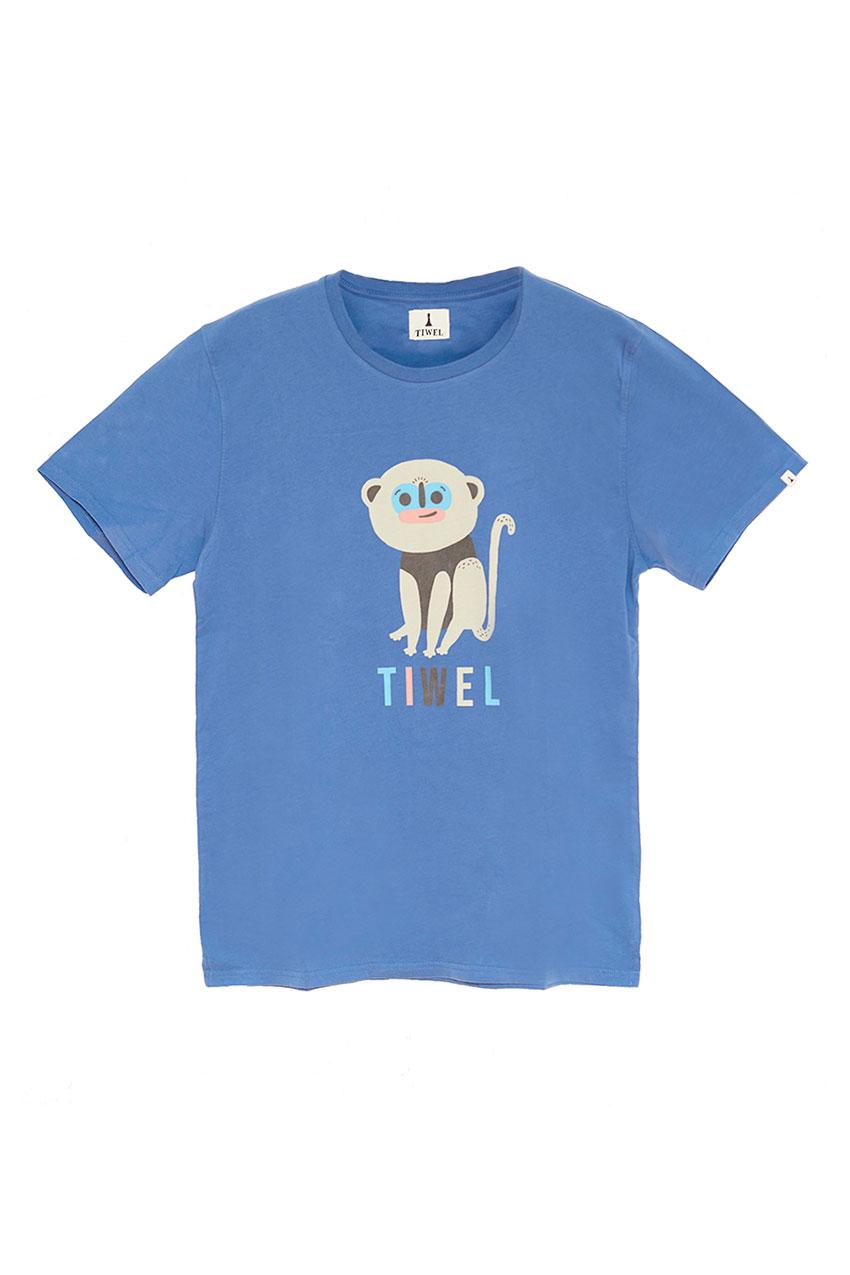 Camiseta Momo Brigade Blue 01