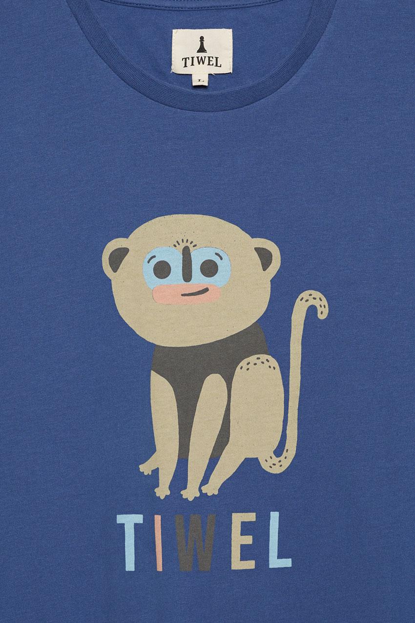 Camiseta Momo Brigade Blue 03