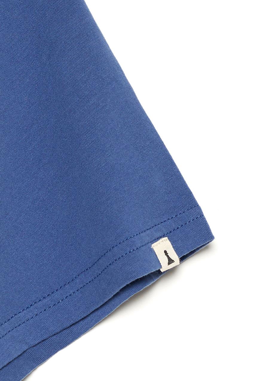 Camiseta Momo Brigade Blue 04