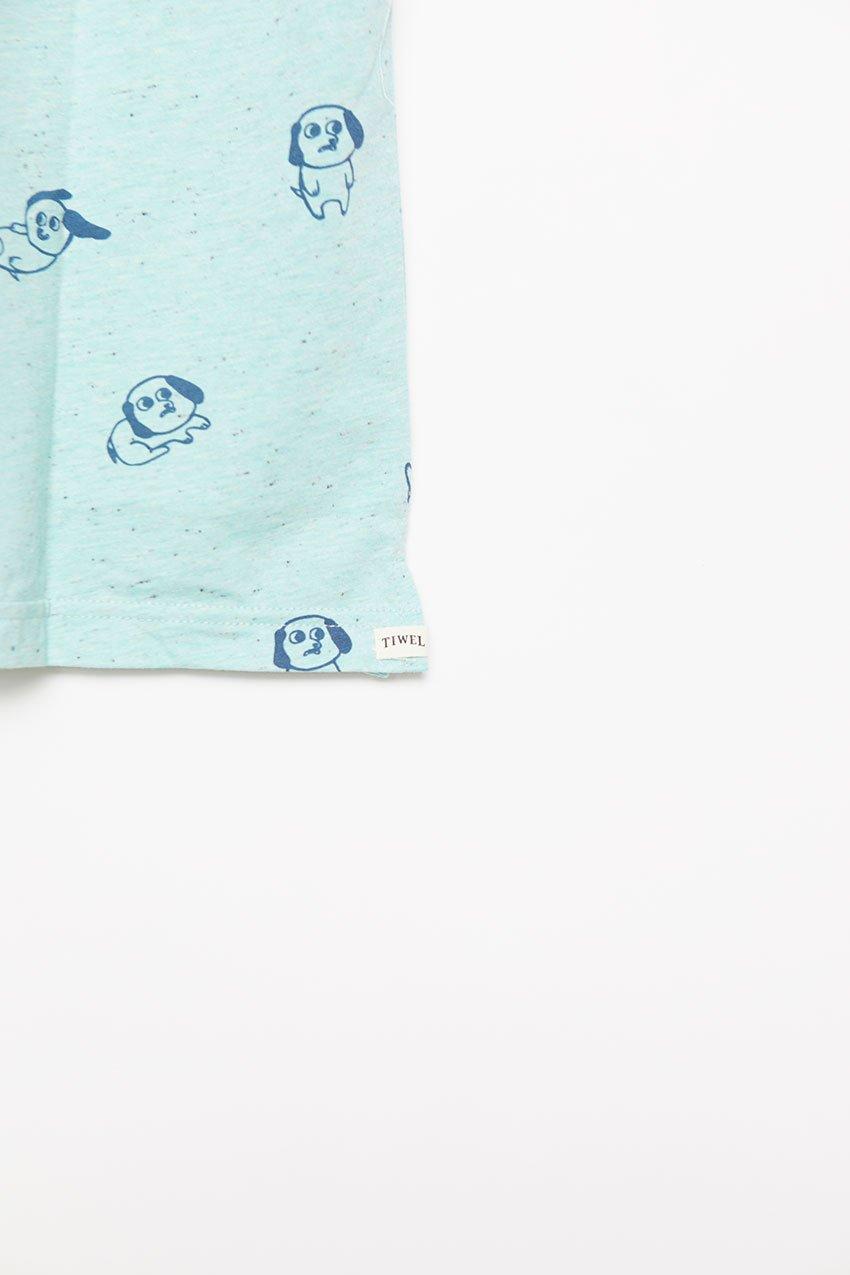 Camiseta Moods Tiwel jade cream 03