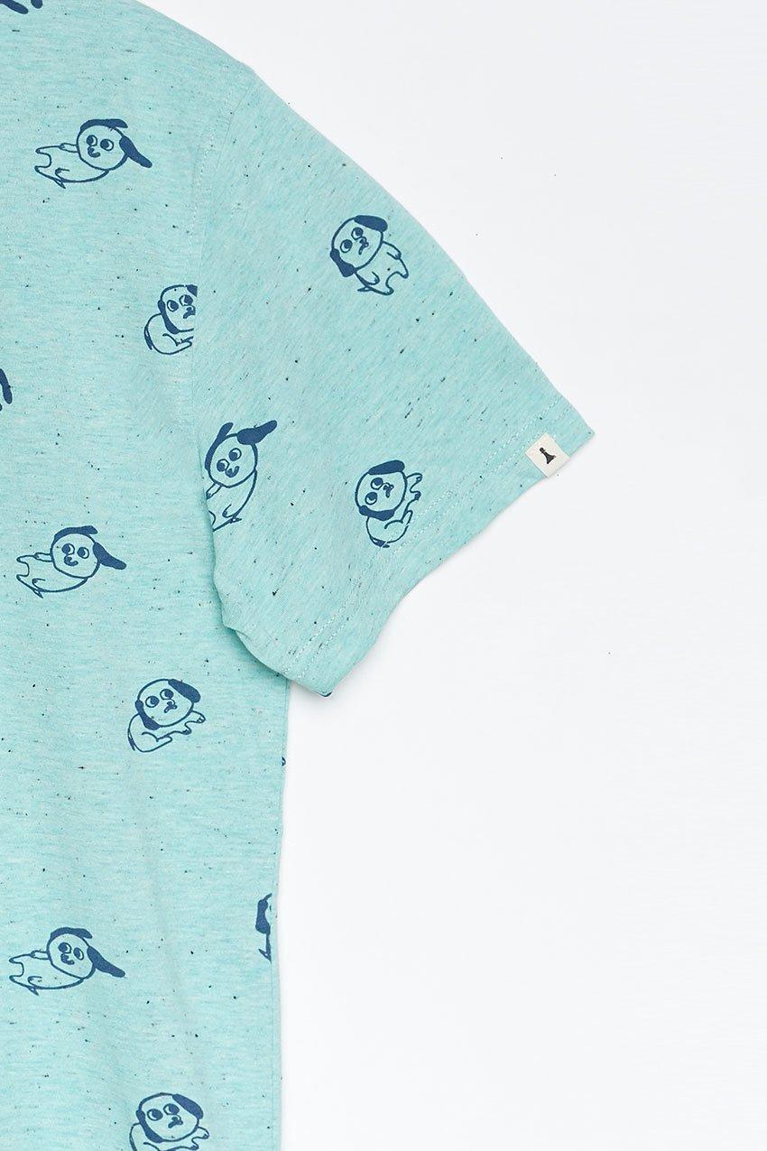 Camiseta Moods Tiwel jade cream 04