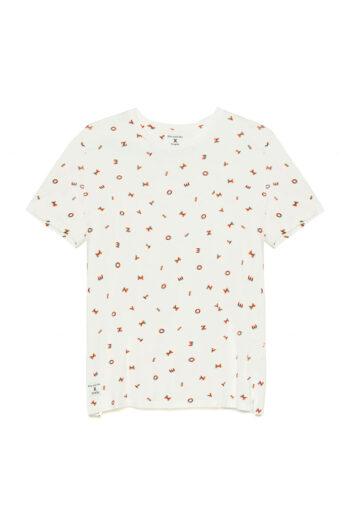 Camiseta Move Boa Mistura Bright White 01