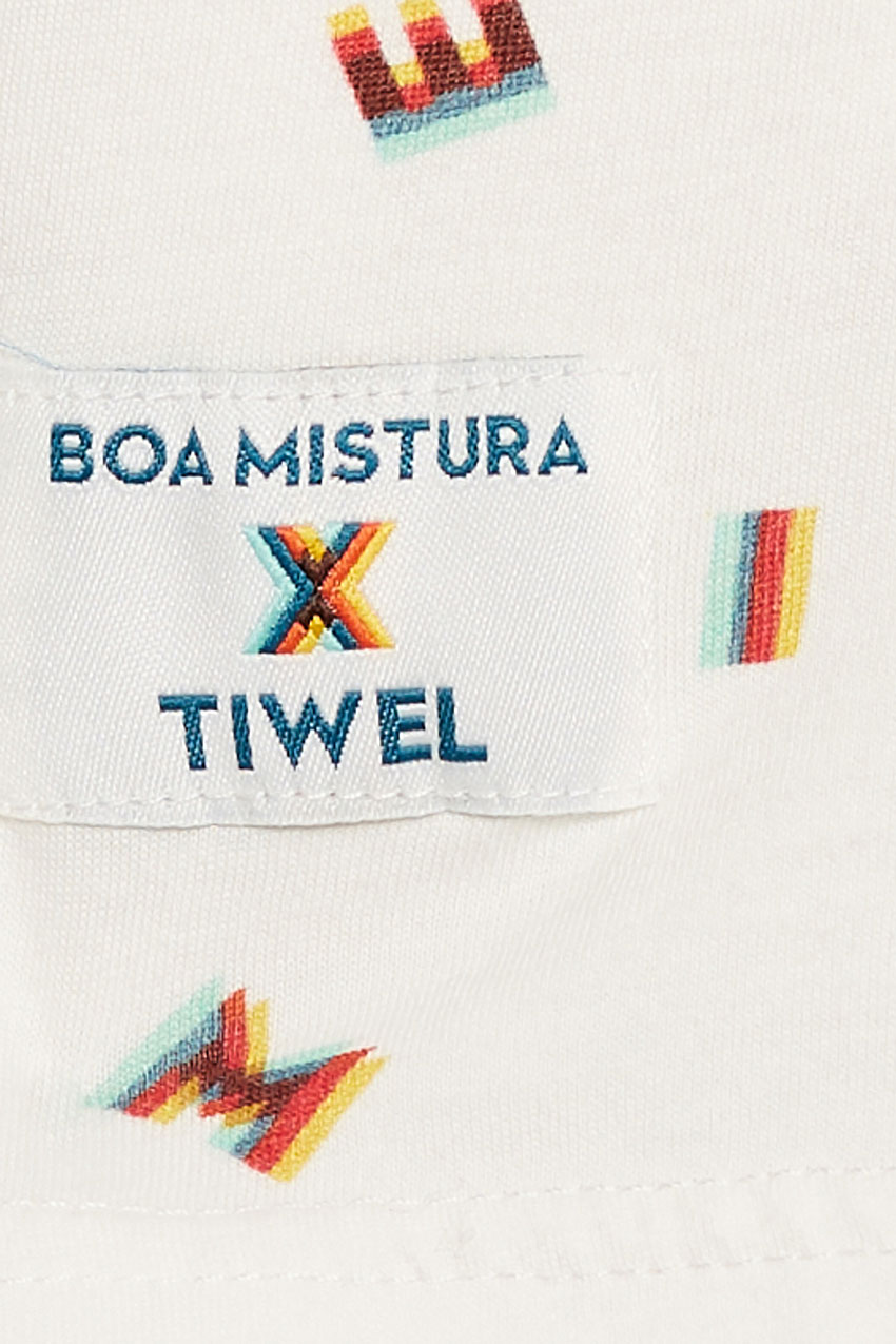 Camiseta Move Boa Mistura Bright White 03