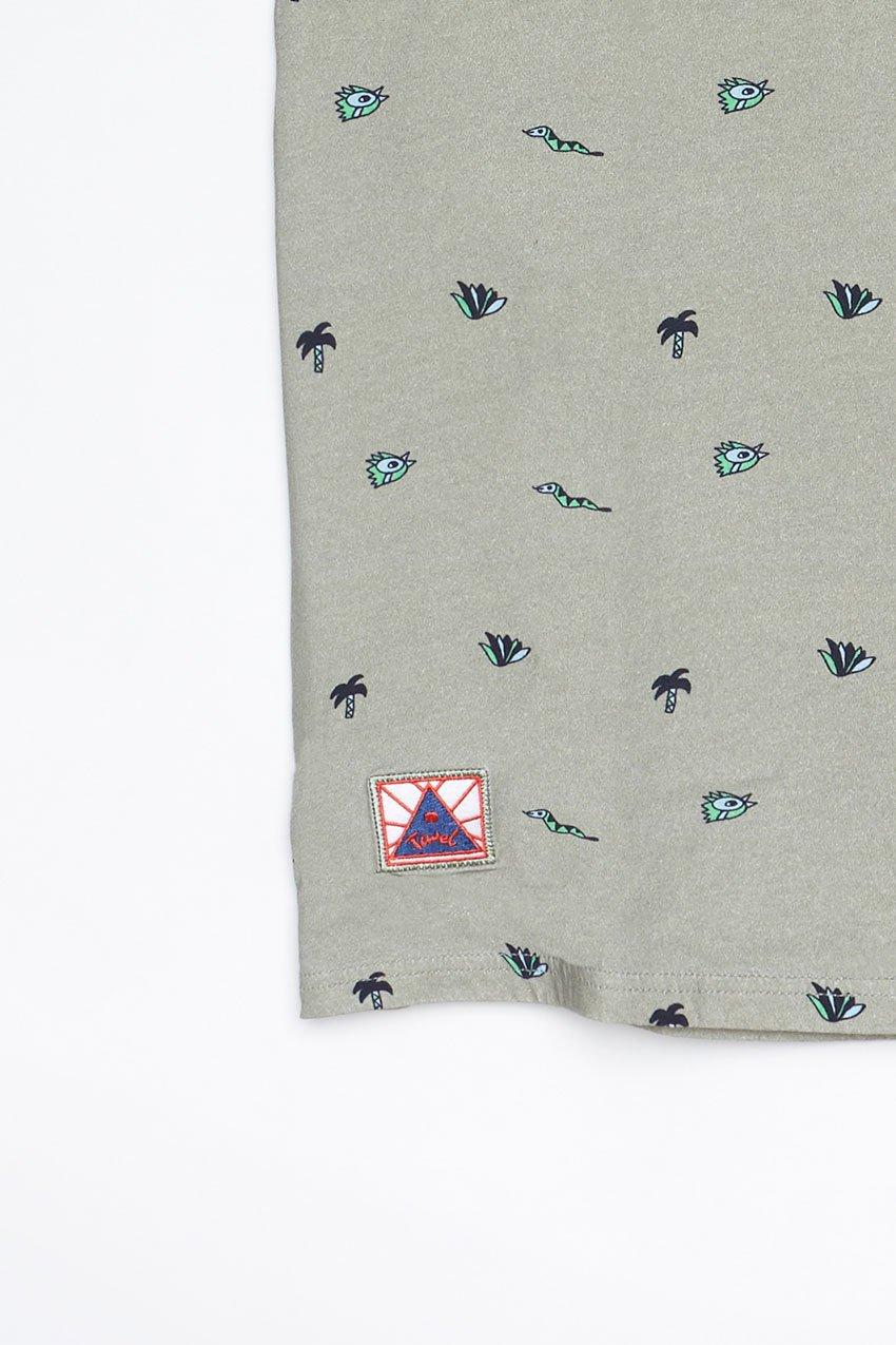 Camiseta Neoilu Tiwel seagrass 06