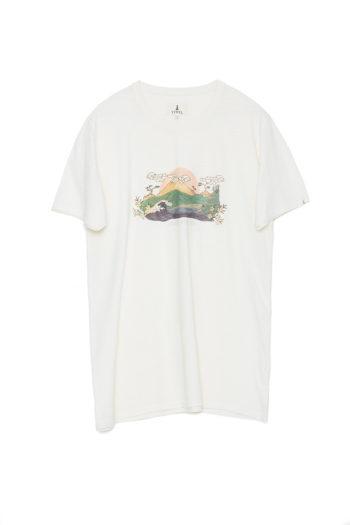 Camiseta Neonsun Off White