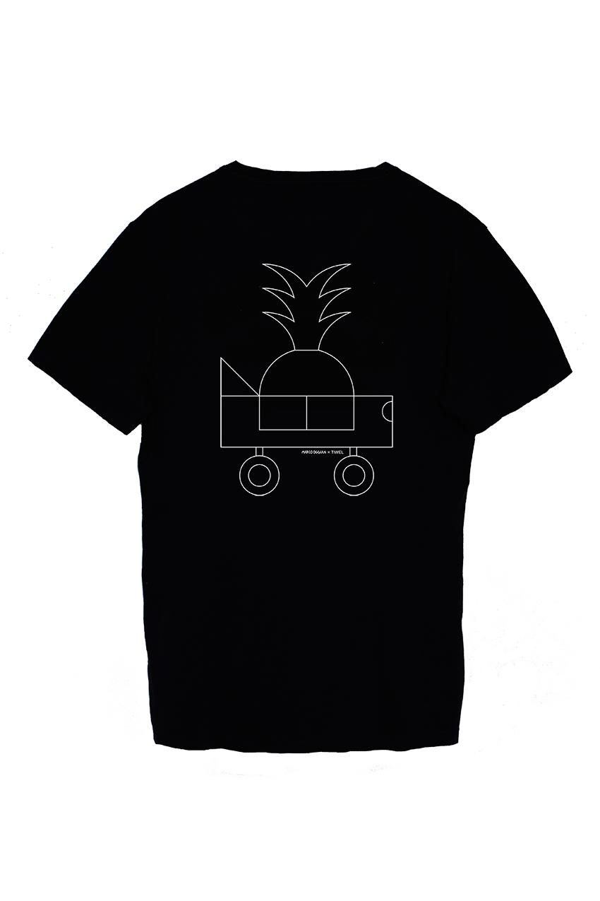 Oggi Car Tshirt Oggian Black 02