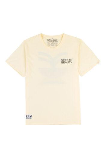 Oggi Spread Tshirt Off White 01