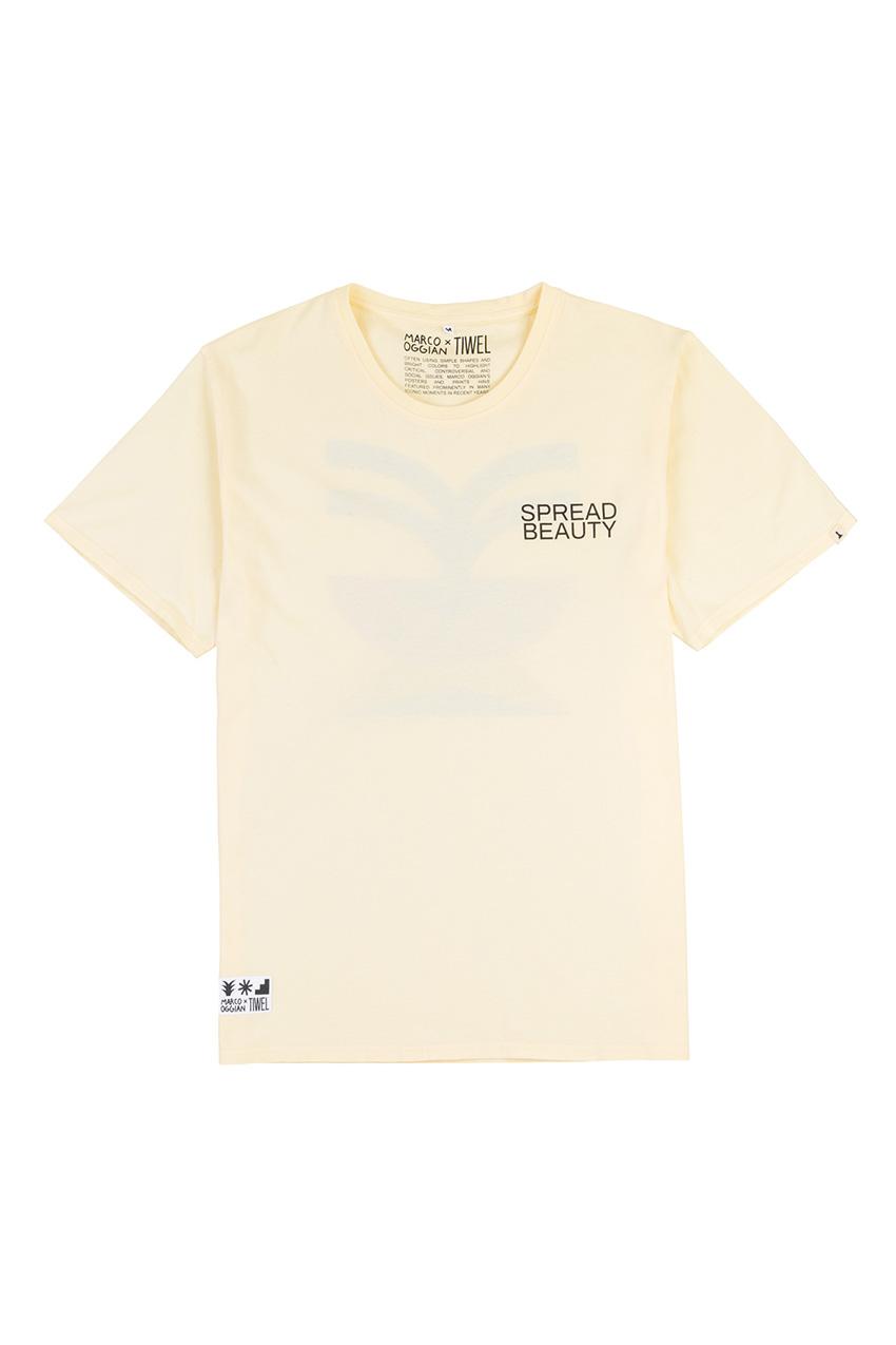 Camiseta Oggi Spread Off White 01