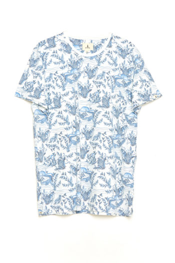 Camiseta Over Tiwel Snow white
