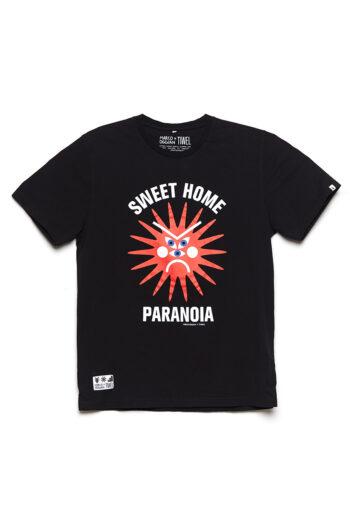 Tshirt Paranoia Oggian Black 01