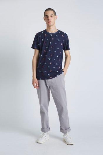 Camiseta Park Tiwel Dark Graphite 01