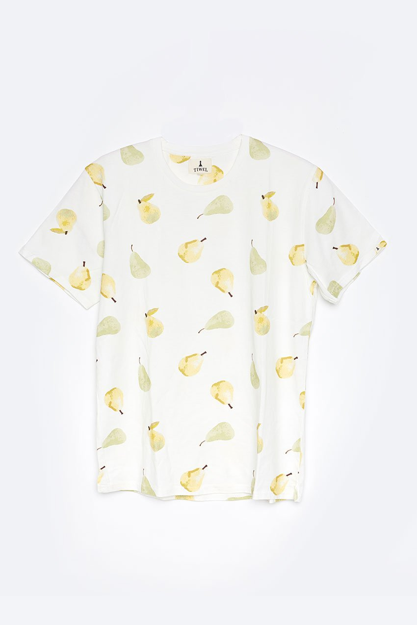 Camiseta Pear Tiwel off white
