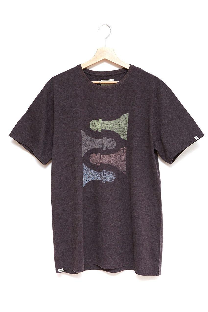 Camiseta-Peon-Steel-Melange