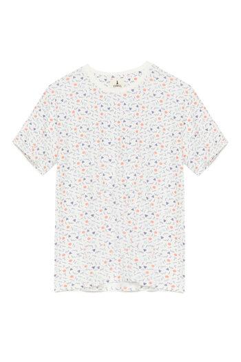 Camiseta Powell Bright White 01