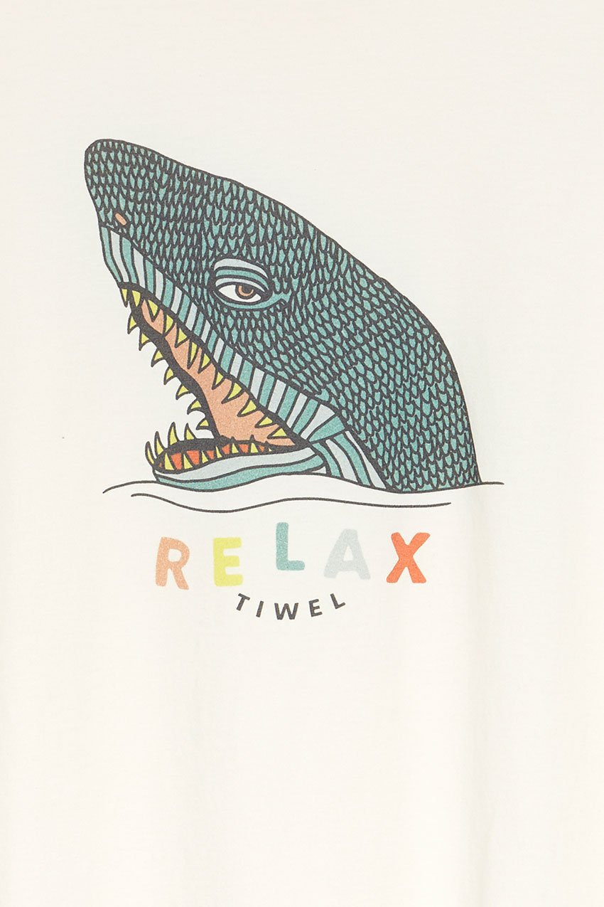 Camiseta Relaxco Tiwel off white 02