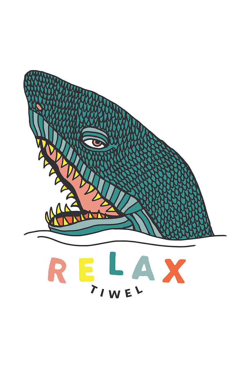 Camiseta Relaxco Tiwel off white 03