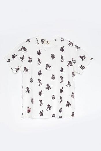 Camiseta Sea Tiwel off white