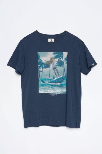 Camiseta Sensation Tiwel dark blue 00