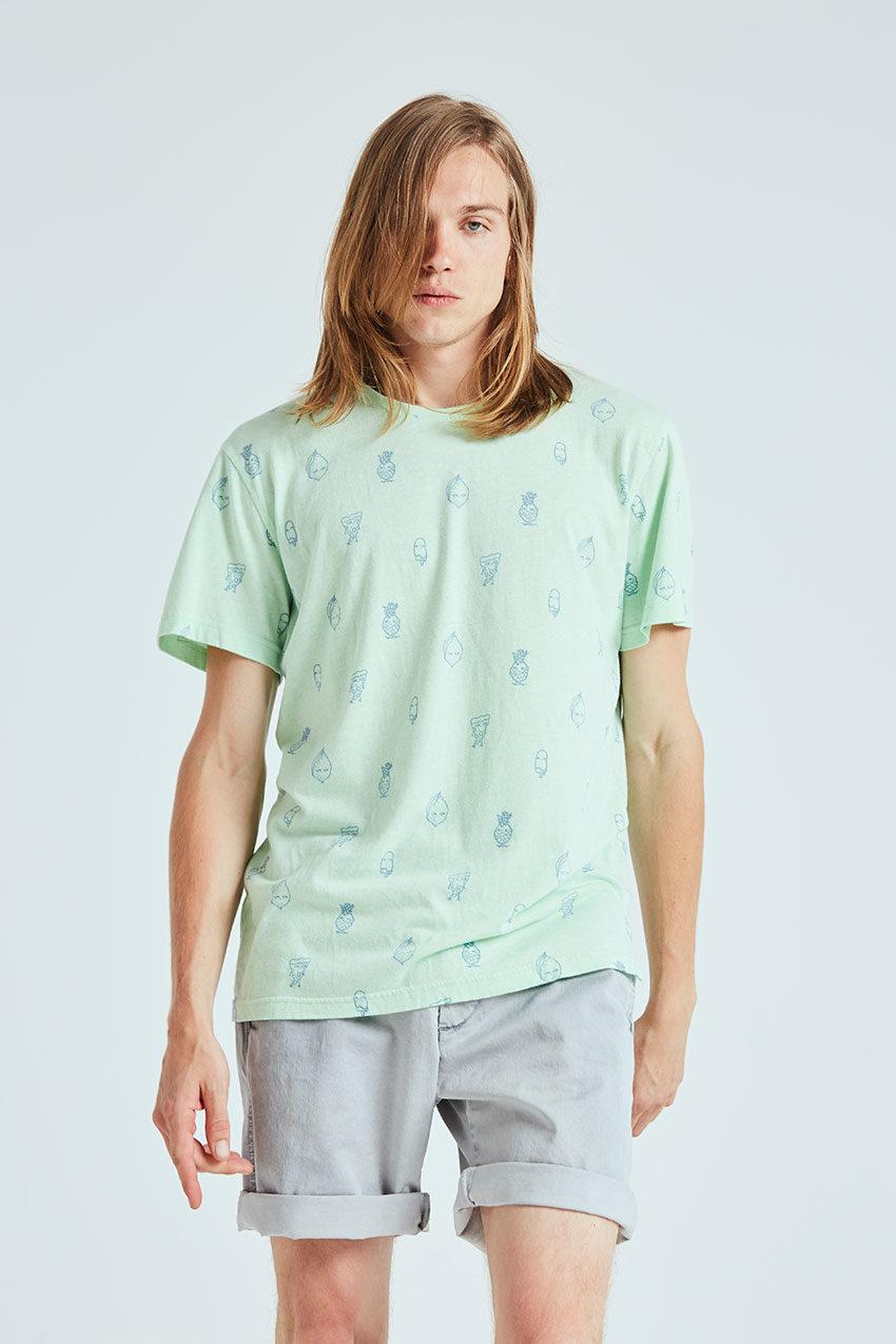 Camiseta Seres Tiwel pastel green 02