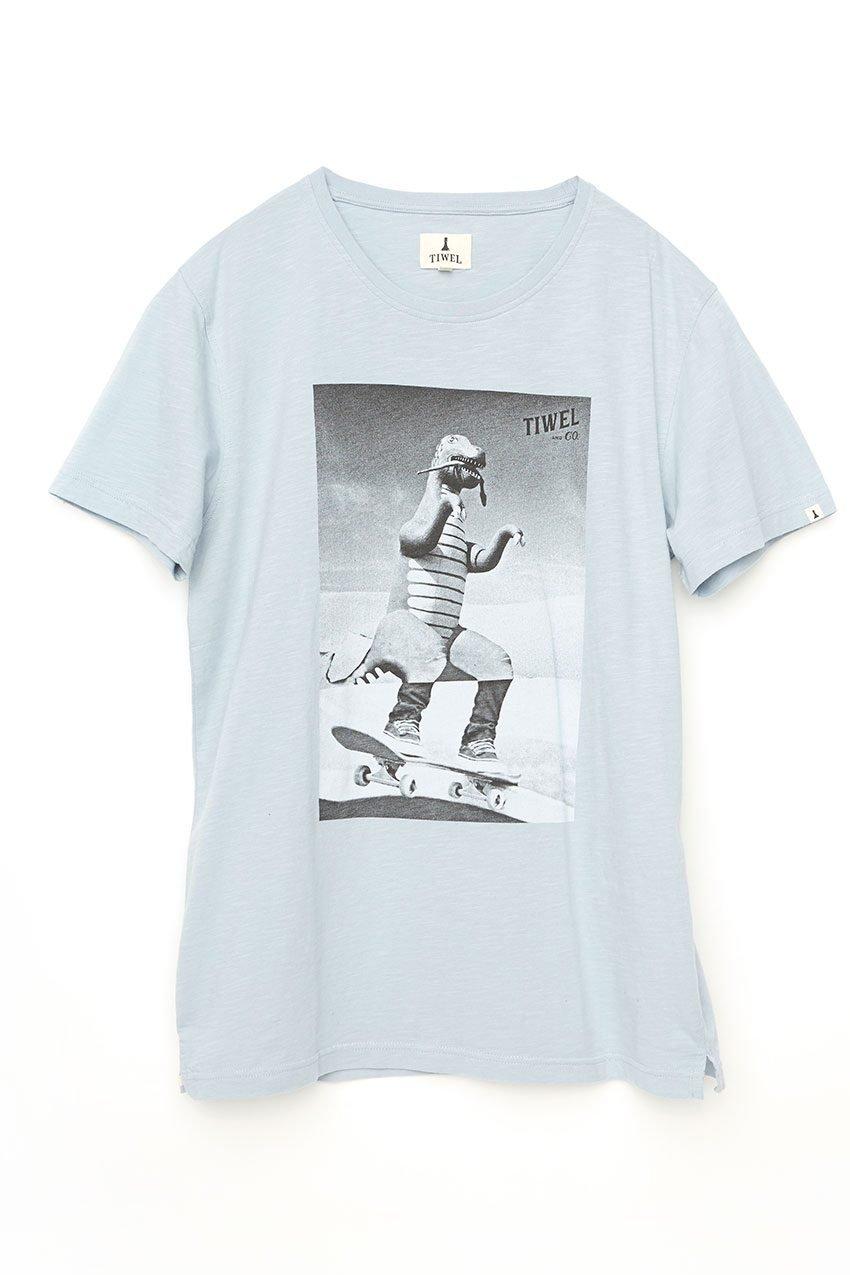 Camiseta-Skate-Tiwel-Blue-Yonder