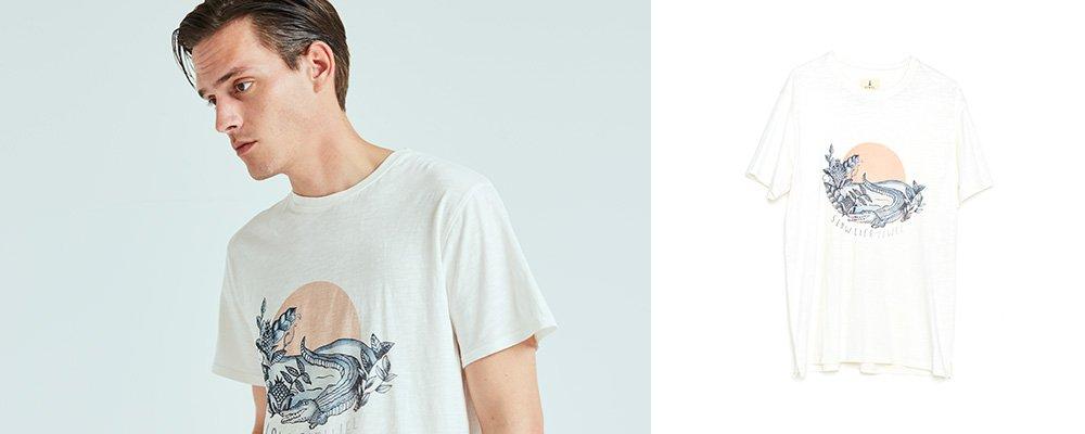 Camiseta-Slow-Life-Tiwel-cocodrilos