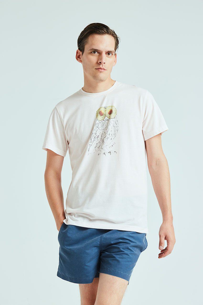 Camiseta Slowegg Tiwel petal pink 02