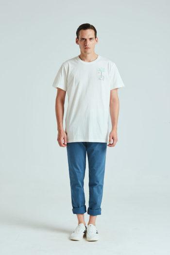 Camiseta Sticht Tiwel snow white 01