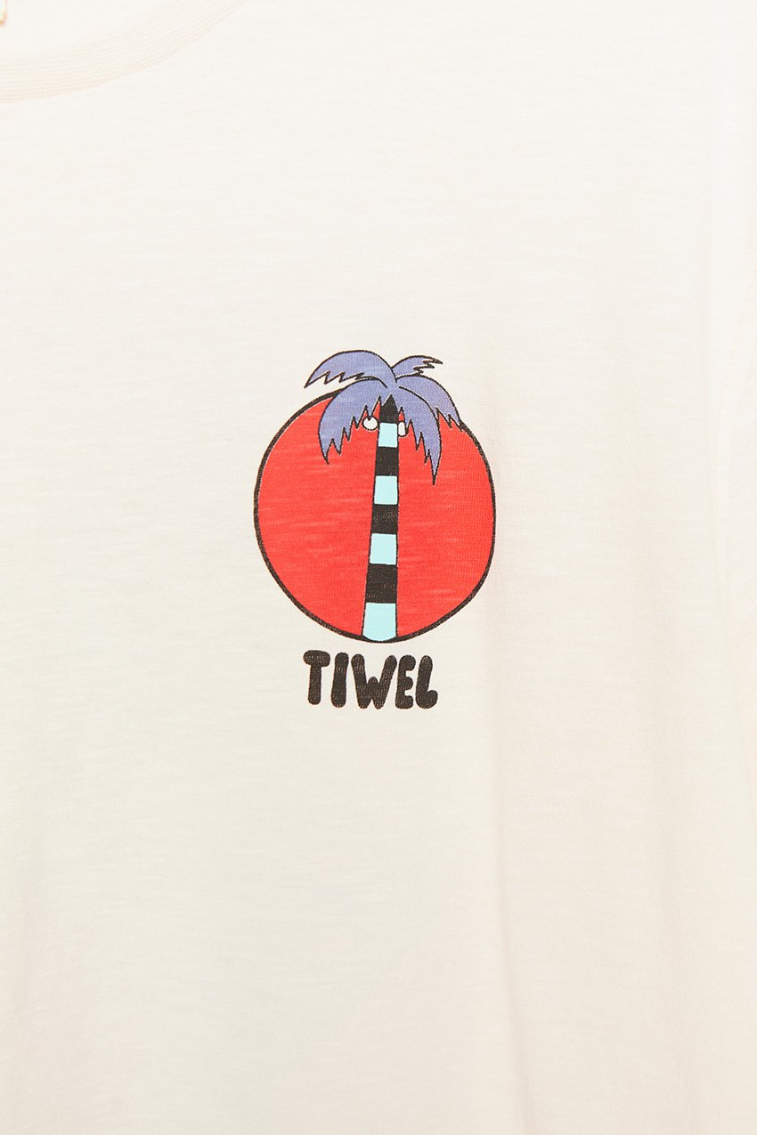 Camiseta Summer Time Tiwel Yeye Weller rosewater 01