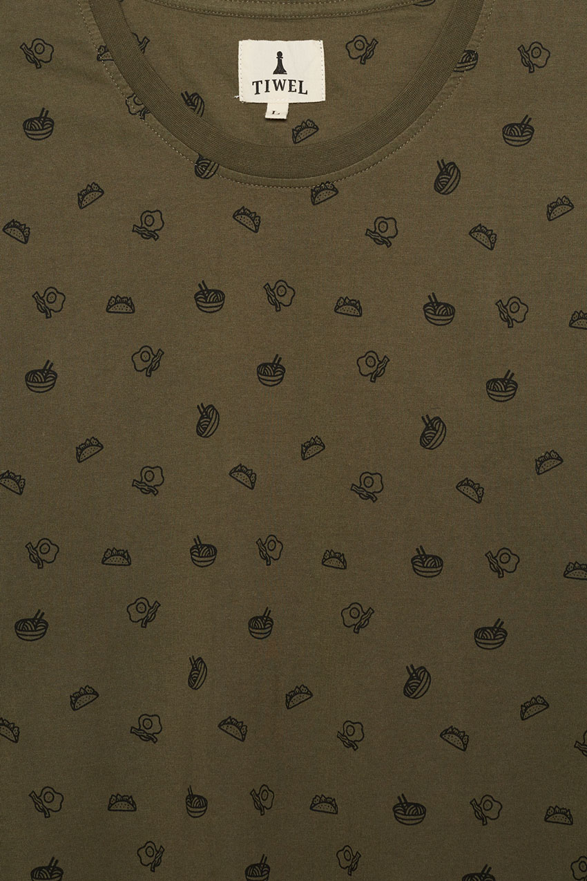 Camiseta Taco Ivy Green 02