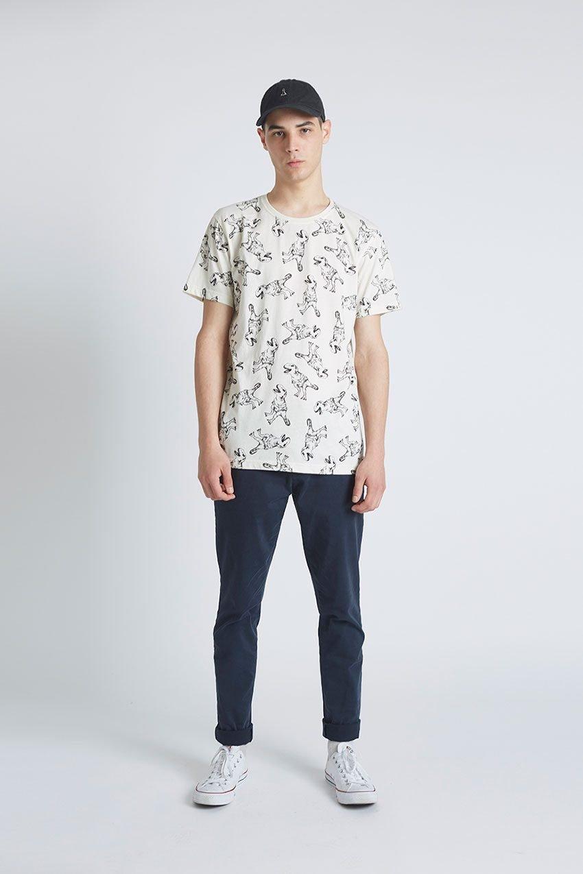 Camiseta-Tee-Tiwel-Ecru-Melange-01