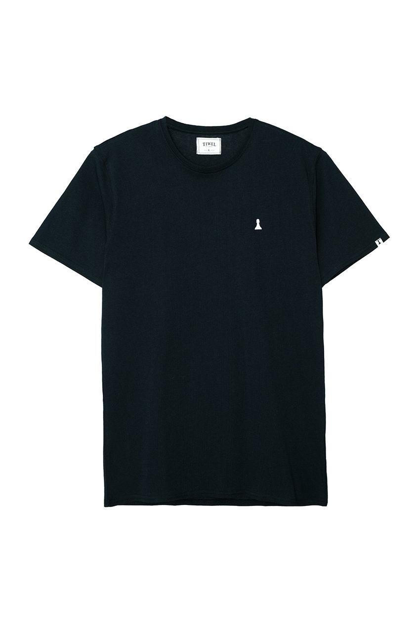 Camiseta Tiw Black