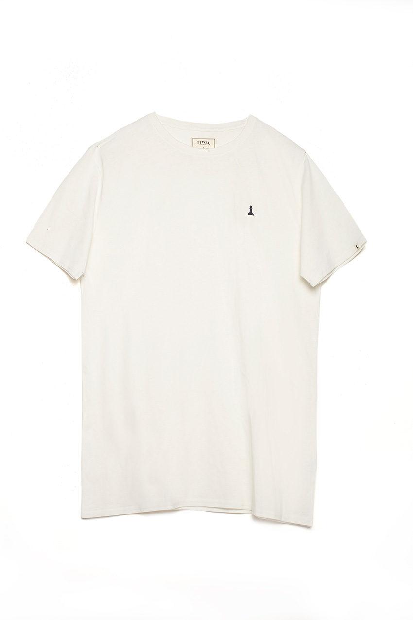 Camiseta Tiw White