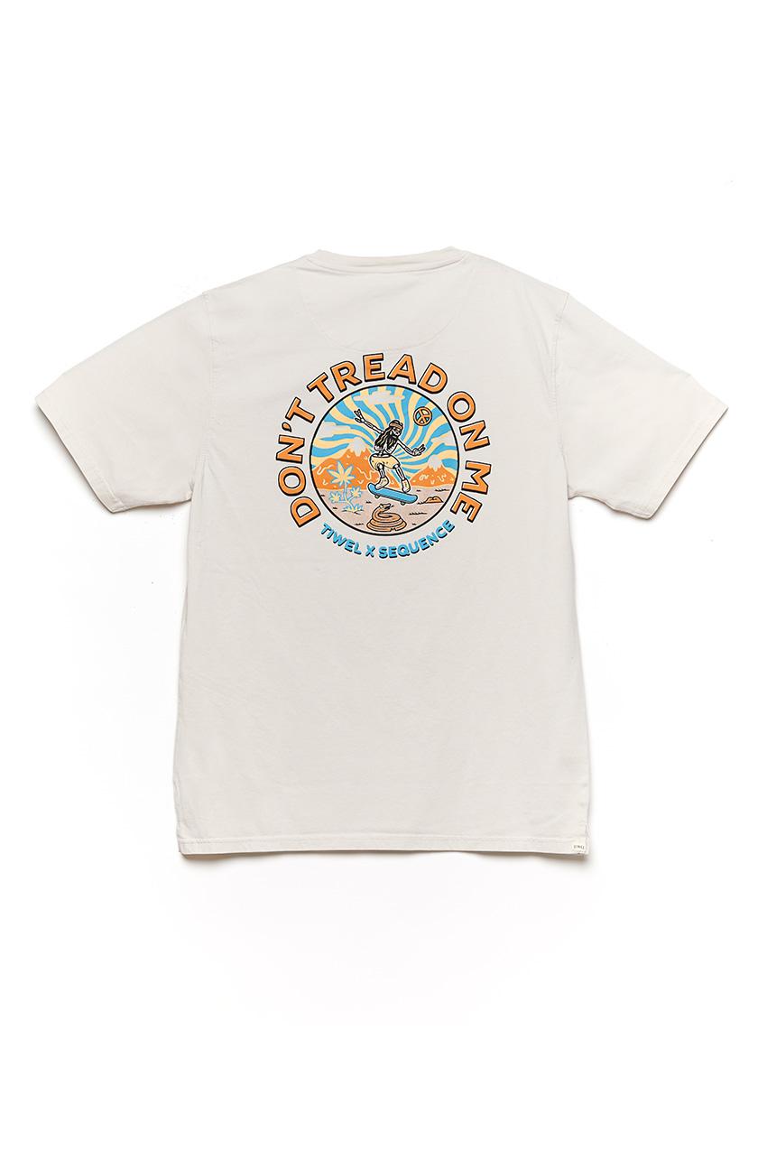 Tread On Tshirt Sequence 02
