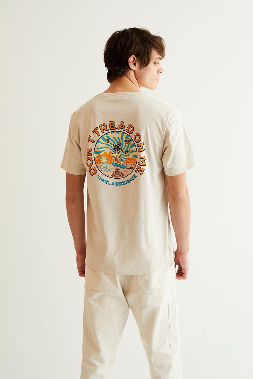 Tread On Tshirt Sequence 09