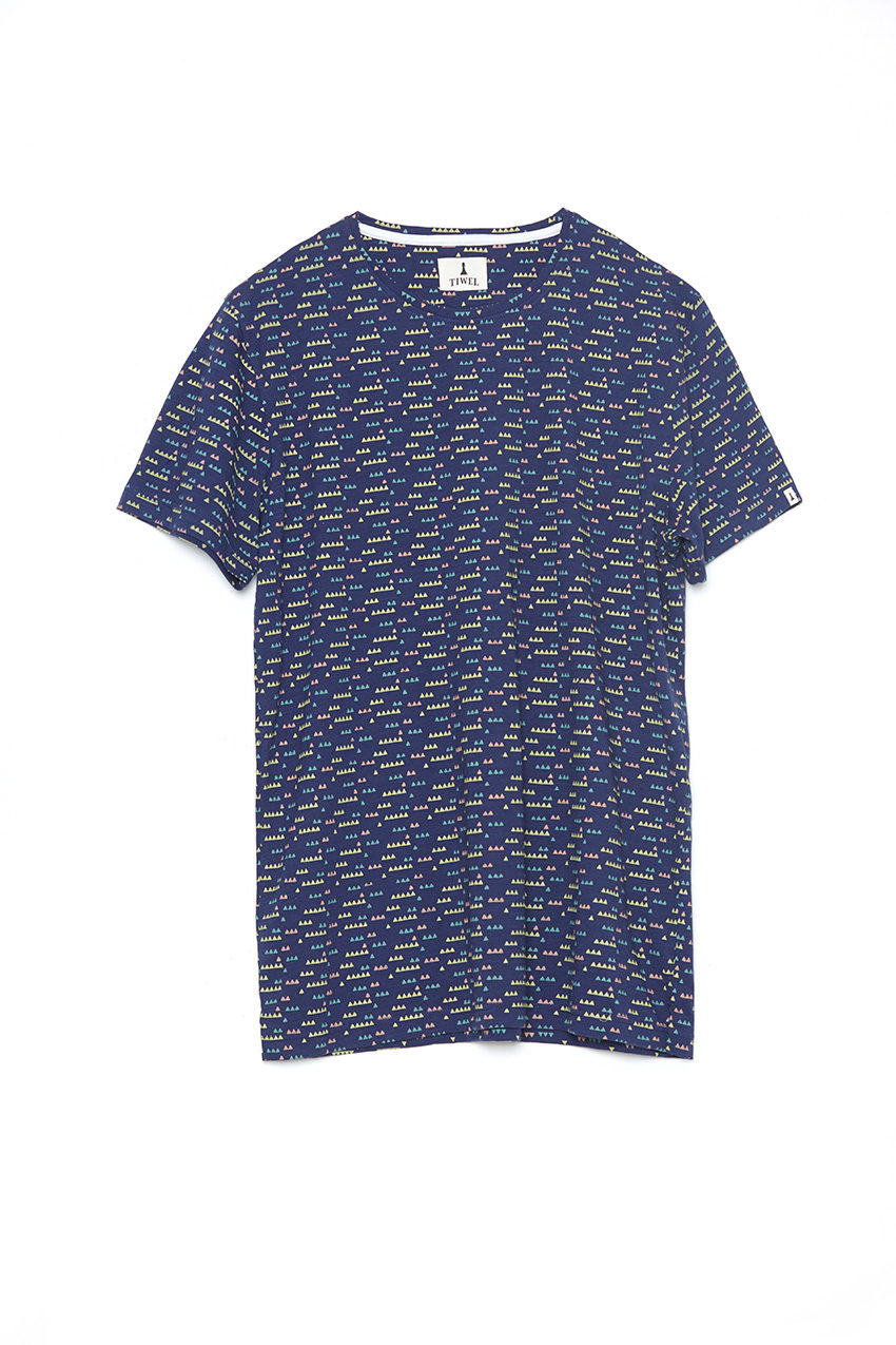 Camiseta Trimon Dark Navy