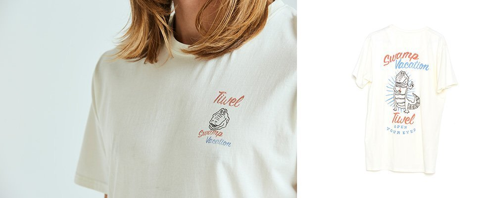Camiseta-Vacation-Tiwel-cocodrilos