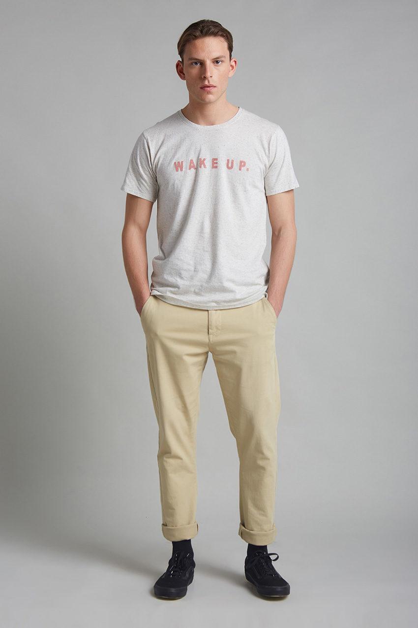 Camiseta Wake Up 01